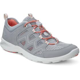 ECCO Terracruise LT Shoes Women silver grey/silver metallic